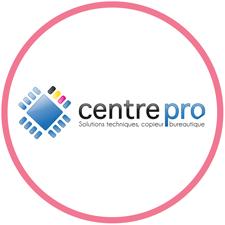 création du logo centre pro