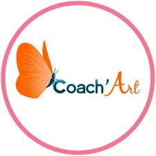 création du logo coach'art
