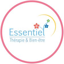 création du logo essentiel - bien-être et thérapie