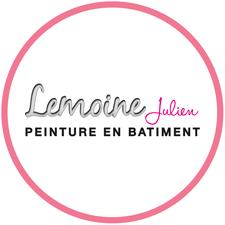 Création du logo Lemoine Julien, peinture en bâtiment