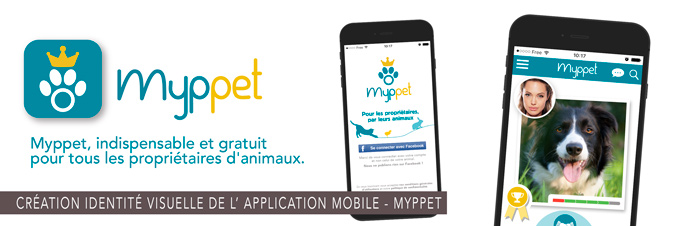 Application web Myppet