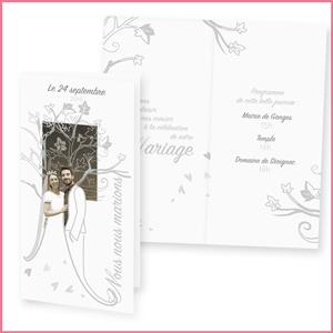 Faire-part de mariage, wedding, cartes de mariage, invitations, illustration